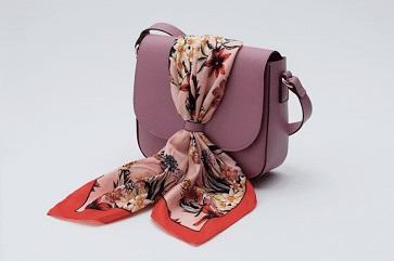 ست کیف و روسری