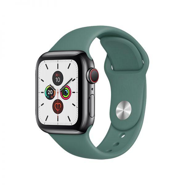 ساعت هوشمند طرح اپل۵ plus
