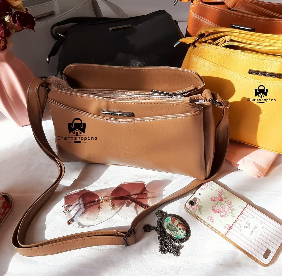 کیف دوشی زنانه جدید ارزان قیمت