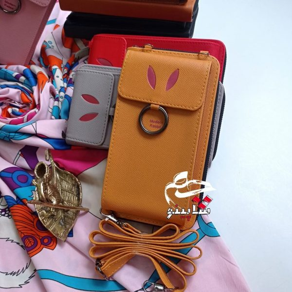 کیف پول و جاموبایلی زنانه رابیتو