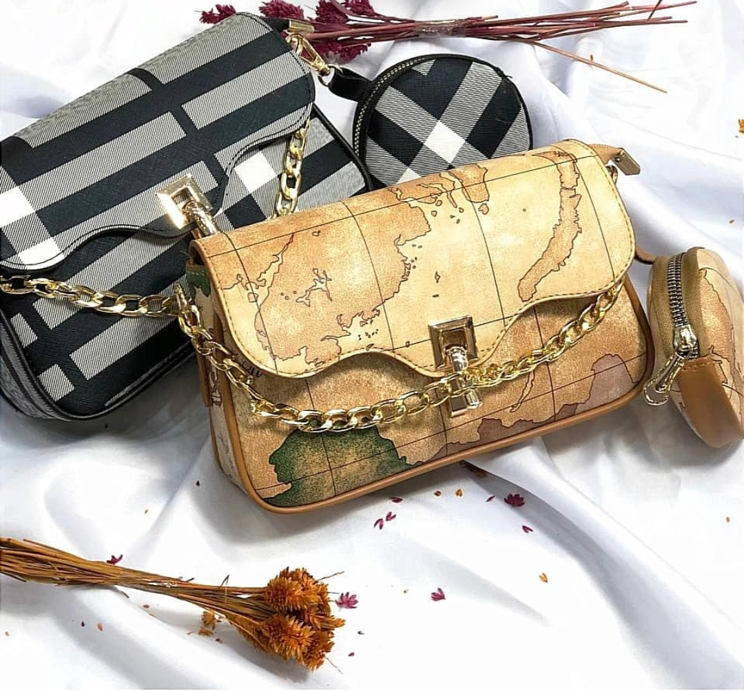 کیف زنانه دوشی بسیار زیبای مها