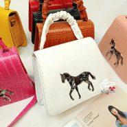 کیف دوشی دخترانه جدید شیک هورس