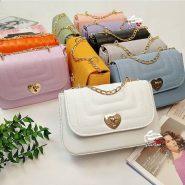 کیف دوشی خیلی زیبا و جدید ژینوس